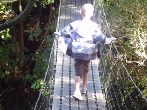 Duncan on the Bridge